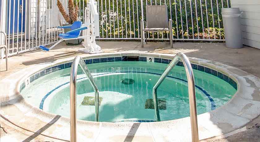 spa for free in san diego ca hotel